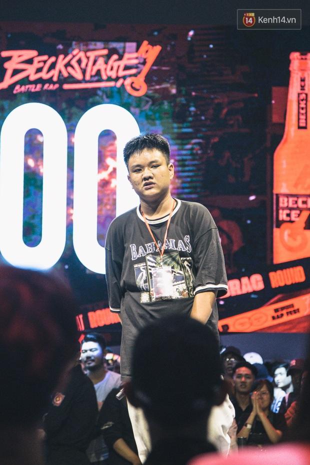 Icy Nirvana: Mình tin Rap Việt đã đủ văn minh để không gây xô xát, nếu không làm rapper thì sẽ làm... học sinh giỏi - Ảnh 1.