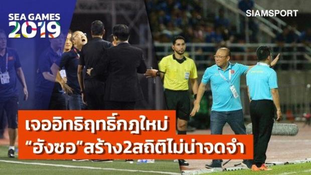 Báo chí Thái Lan mỉa mai kỷ lục thẻ phạt của HLV Park Hang-seo - Ảnh 1.