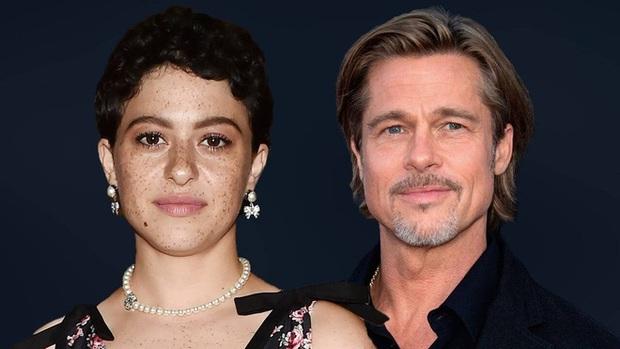 Brad Pitt lên tiếng về tin đồn hẹn hò cô đào nóng bỏng kém 25 tuổi - Ảnh 1.