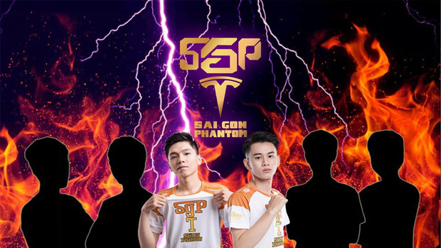 Có Lai Bâng; Lạc Lạc, Sai Gon Phantom sở hữu line-up không thể chuẩn hơn, đối trọng xứng tầm của Team Flash - Ảnh 1.
