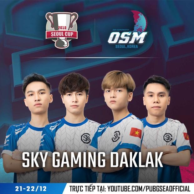 PUBG: Refund Gaming và Sky Gaming Daklak được mời du đấu Hàn Quốc tham dự giải Seoul Cup OGN Supermatch 2019 - Ảnh 4.