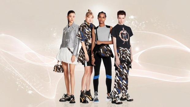 Đang ngắm chiếc áo Louis Vuitton phiên bản LMHT, nữ streamer được fan donate hơn 45 triệu đồng để mua luôn cho nóng - Ảnh 1.