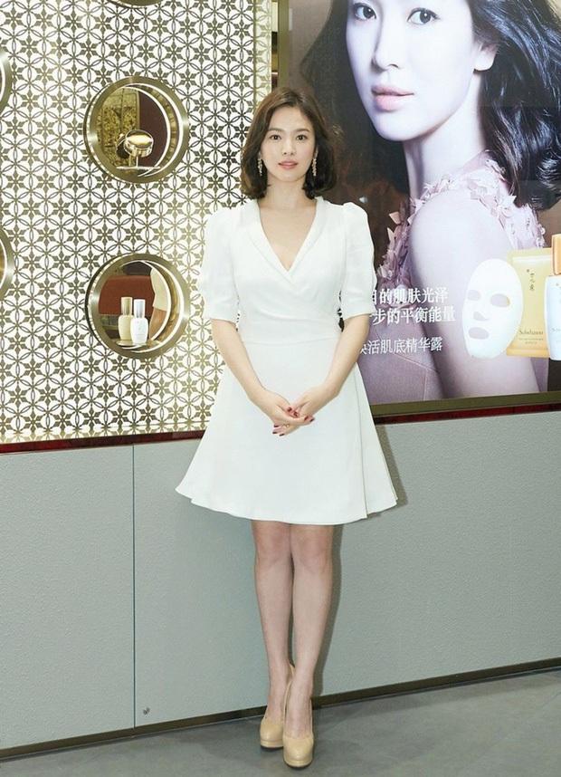 Song Hye Kyo lộ mặt mộc quá đỉnh qua ống kính bạn thân: Đẳng cấp visual không cần son phấn, photoshop là đây! - Ảnh 4.