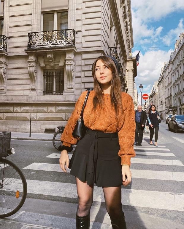 Phụ nữ Pháp diện chân váy theo 5 cách đẹp mê hồn, bạn phải học ngay đi kẻo kết thúc mùa Đông là tiếc nuối - Ảnh 18.