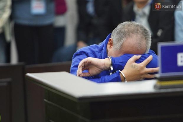 Kẻ truy sát cả nhà em ruột ở Đan Phượng cúi gằm mặt khi bị tuyên án tử hình - Ảnh 45.