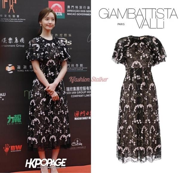 Yoona thay liền 2 bộ váy: Vừa kín đáo đã quay ngoắt sang lồng lộn đúng chuẩn nữ hoàng thảm đỏ khiến ai cũng trầm trồ - Ảnh 6.