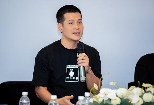 NTK Công Trí rục rịch ra mắt Cục Im Lặng, Thanh Hằng và NSƯT Thành Lộc có mặt ngay để hưởng ứng - Ảnh 7.