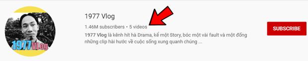 Nghe đồn 1977 Vlog xóa hết video, dân tình nháo nhác ngay trong đêm vì khó hiểu - Ảnh 3.