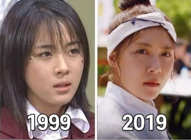 Đúng là chỉ 10 nữ thần huyền thoại này mới cân được thử thách 2 thập kỷ: Song Hye Kyo, mợ chảnh chưa phải đỉnh nhất? - Ảnh 14.