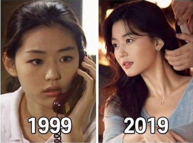 Đúng là chỉ 10 nữ thần huyền thoại này mới cân được thử thách 2 thập kỷ: Song Hye Kyo, mợ chảnh chưa phải đỉnh nhất? - Ảnh 19.