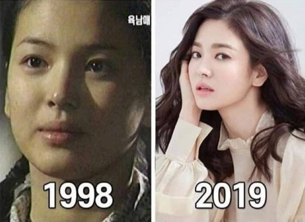 Đúng là chỉ 10 nữ thần huyền thoại này mới cân được thử thách 2 thập kỷ: Song Hye Kyo, mợ chảnh chưa phải đỉnh nhất? - Ảnh 10.