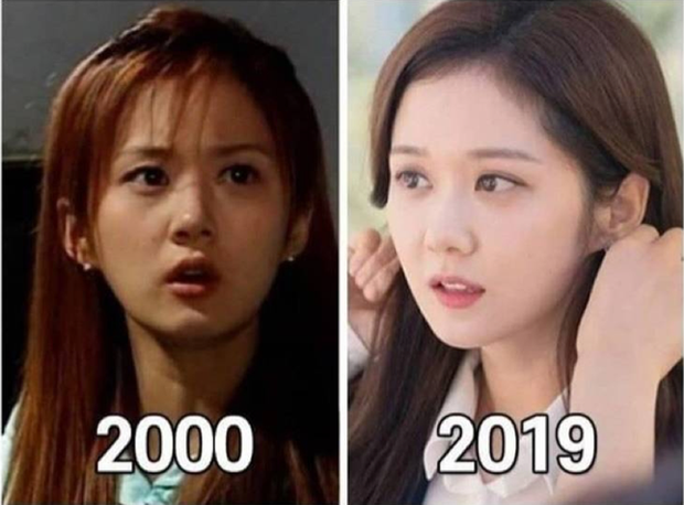Đúng là chỉ 10 nữ thần huyền thoại này mới cân được thử thách 2 thập kỷ: Song Hye Kyo, mợ chảnh chưa phải đỉnh nhất? - Ảnh 27.