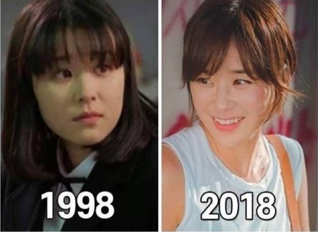 Đúng là chỉ 10 nữ thần huyền thoại này mới cân được thử thách 2 thập kỷ: Song Hye Kyo, mợ chảnh chưa phải đỉnh nhất? - Ảnh 34.
