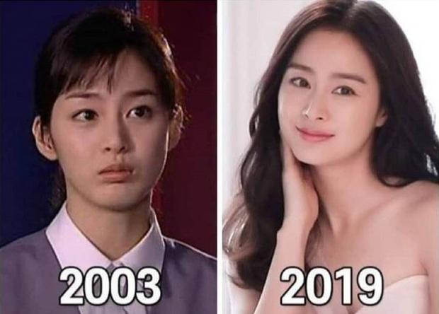 Đúng là chỉ 10 nữ thần huyền thoại này mới cân được thử thách 2 thập kỷ: Song Hye Kyo, mợ chảnh chưa phải đỉnh nhất? - Ảnh 6.