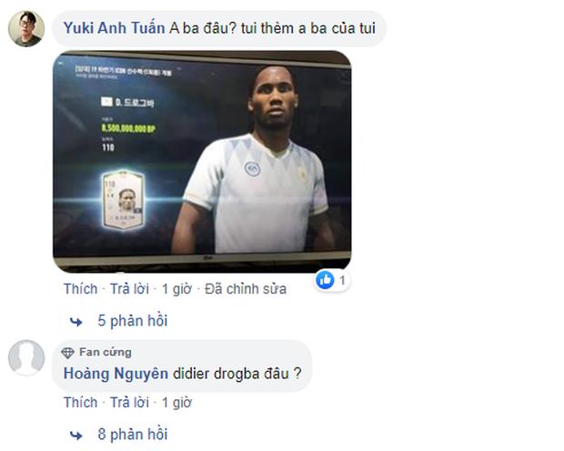FIFA Online 4: Garena bị game thủ hỏi không trượt phát nào vì bản cập nhật mới thiếu voi rừng Drogba - Ảnh 3.