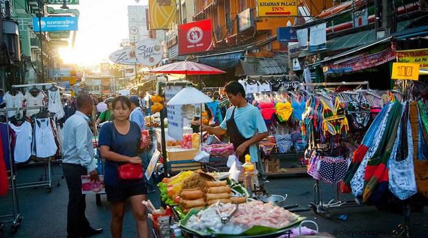 Dành cho hội nghiện đi Thái Lan: đường Silom, Khaosan và yaowarat ở Bangkok chuẩn bị thành phố đi bộ - Ảnh 2.