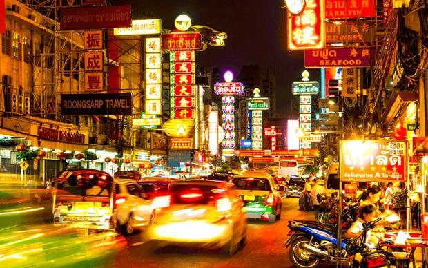 Dành cho hội nghiện đi Thái Lan: đường Silom, Khaosan và yaowarat ở Bangkok chuẩn bị thành phố đi bộ - Ảnh 3.