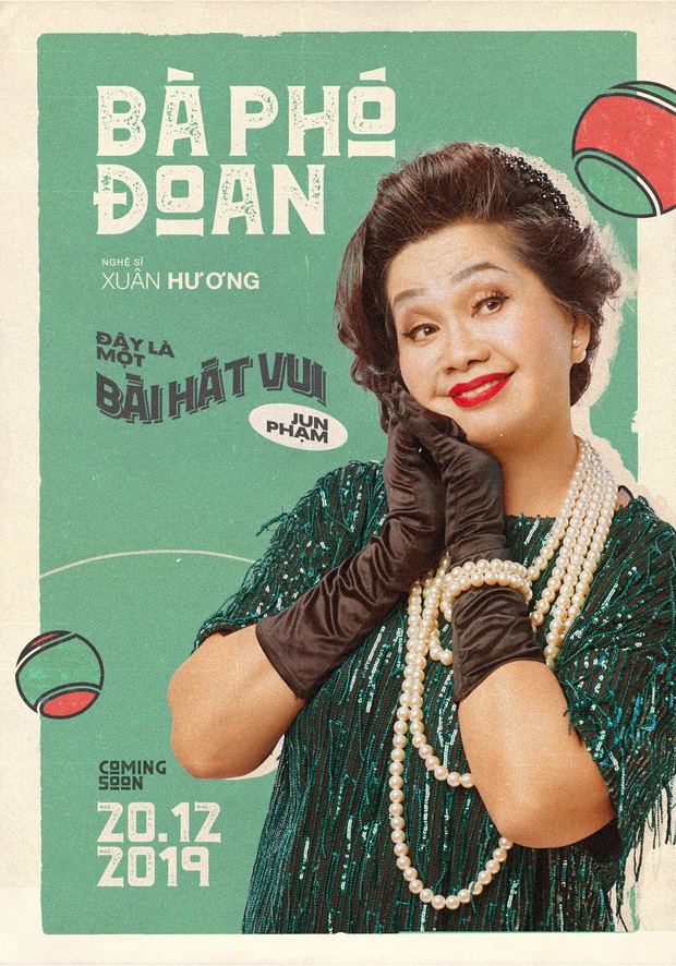 Sau loạt drama ồn ào với Thanh Bạch, Xuân Hương bất ngờ hóa thân thành bà Phó Đoan mang Số Đỏ vào MV mới của Jun Phạm! - Ảnh 4.