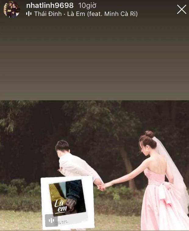 Lộ ảnh cưới của Văn Đức và Nhật LInh: Chú rể giấu mặt nhưng cô dâu thì xinh đẹp lắm rồi - Ảnh 2.