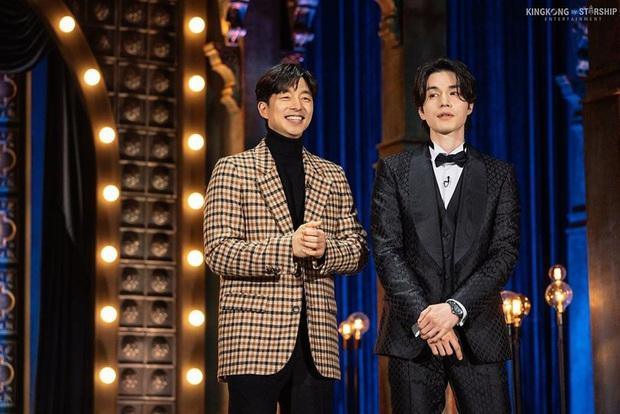 Cặp Yêu tinh – Thần chết tái ngộ trên talkshow của Lee Dong Wook: Visual đẹp ná thở lại còn tình bể bình - Ảnh 1.