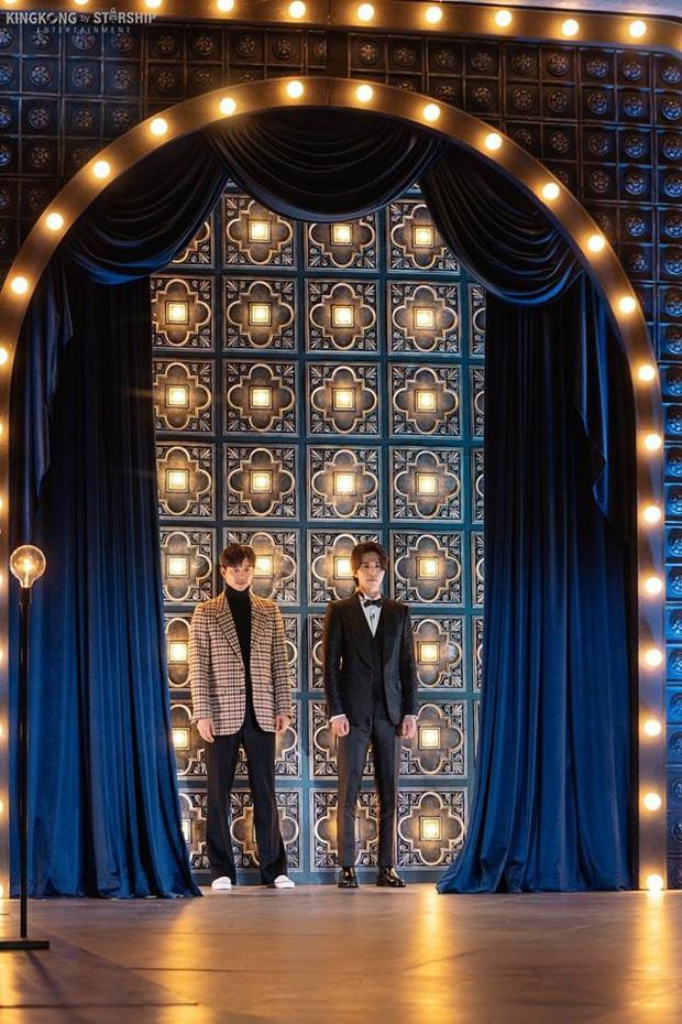 Cặp Yêu tinh – Thần chết tái ngộ trên talkshow của Lee Dong Wook: Visual đẹp ná thở lại còn tình bể bình - Ảnh 4.