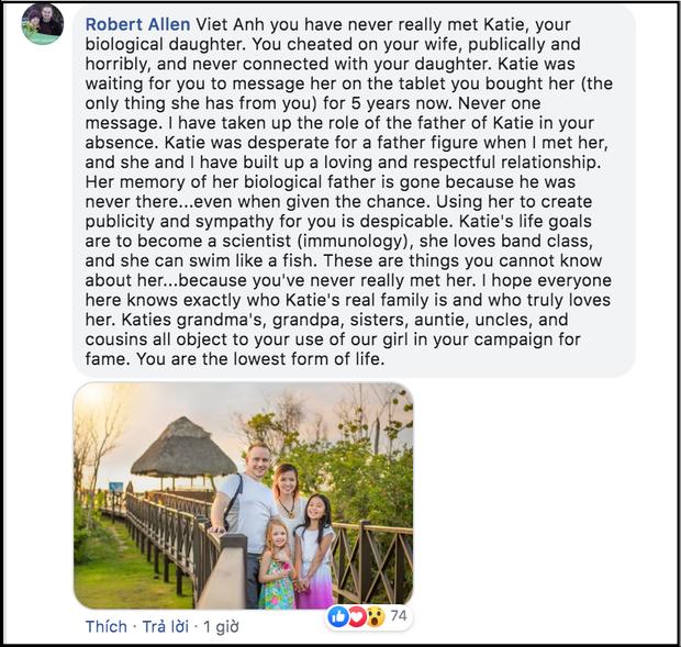 Vừa nhắc tới con gái 10 năm không gặp, Việt Anh lập tức bị vợ cũ tố giả tạo, tránh né trách nhiệm làm cha - Ảnh 3.