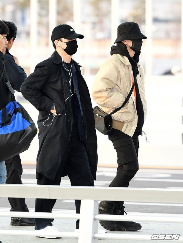 Màn đụng độ trăm năm có một của 4 boygroup Kpop hàng đầu: BTS đụng độ EXO, WINNER để mặt mộc đọ sắc với NCT - Ảnh 9.