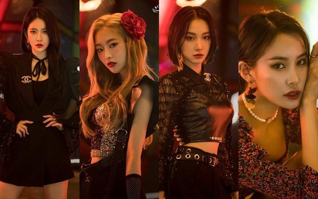 """Hội idol debut nhiều đến hết cả thanh xuân: Kang Daniel hay Mino (WINNER) cũng đều phải chào thua kỉ lục của """"nữ hoàng sexy"""" Kpop - Ảnh 5."""