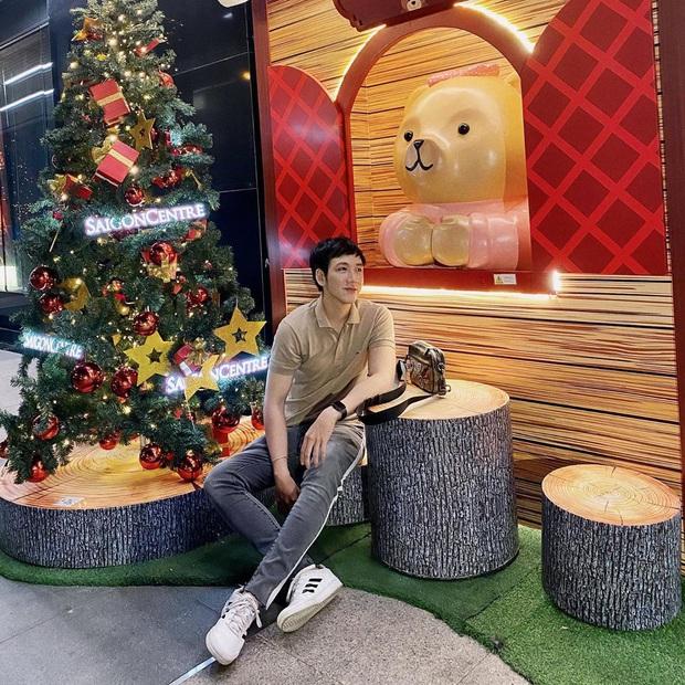 5 trung tâm thương mại Sài Gòn được trang hoàng Giáng sinh siêu lộng lẫy, giới trẻ rủ nhau lên đồ check-in hốt hình Noel sớm - Ảnh 3.