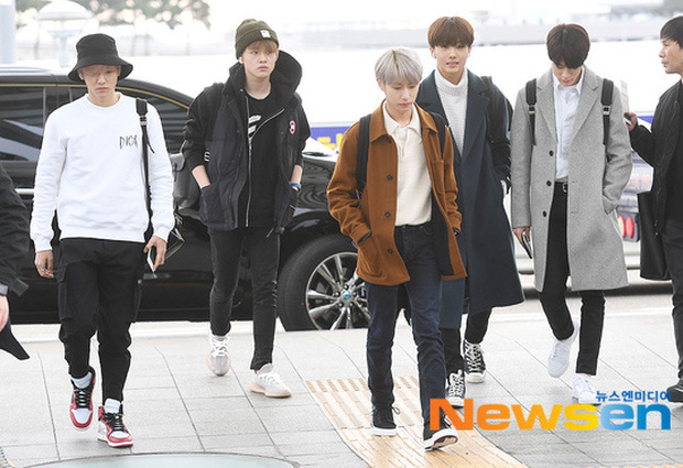 Màn đụng độ trăm năm có một của 4 boygroup Kpop hàng đầu: BTS đụng độ EXO, WINNER để mặt mộc đọ sắc với NCT - Ảnh 15.