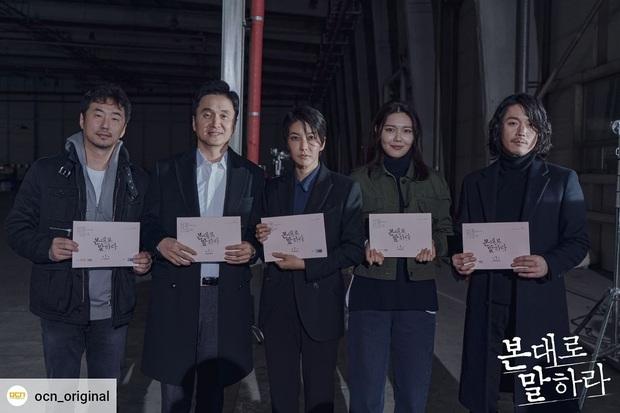 Đội quay 8 người gặp tai nạn, NSX phim mới của Soo Young (SNSD) bất chấp ghi hình không có giấy phép - Ảnh 4.