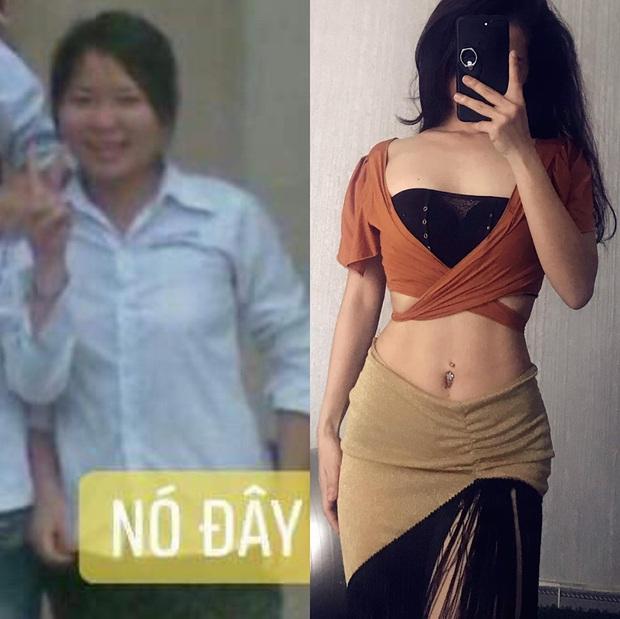 Cô gái xứ Thanh lột xác với body 3 vòng 82-58-98 nhờ thay đổi chế độ ăn và lịch tập luyện của mình - Ảnh 2.