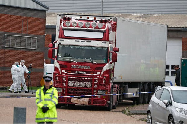 39 người Việt chết trong container ở Anh: Tiếp tục các phiên tòa xét xử tài xế - Ảnh 1.