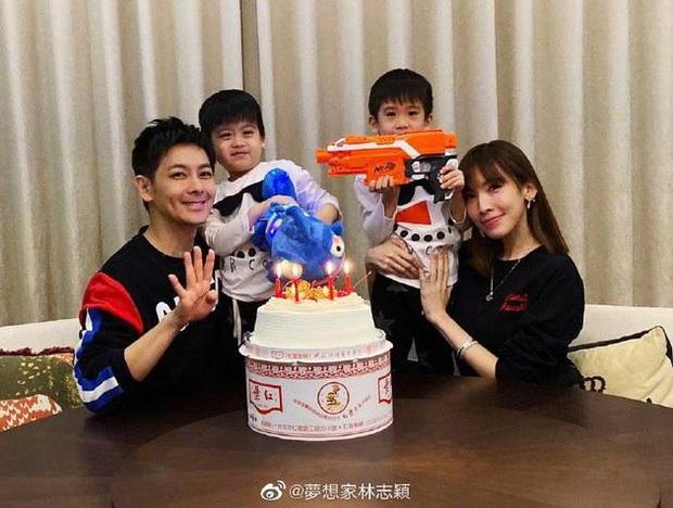 Vợ chồng Lâm Chí Dĩnh liên tục tránh chụp ảnh chung trong dịp đặc biệt, netizen lo cả hai trục trặc tình cảm - Ảnh 5.