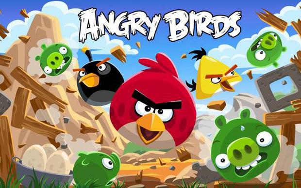 Những chú chim giận dữ - Angry Bird đã bước qua tuổi thứ 10 - Ảnh 2.