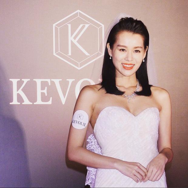 Á hậu Hong Kong Hồ Hạnh Nhi: Tuổi 40 ngày càng xinh đẹp và viên mãn - Ảnh 1.