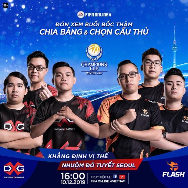Hủy diệt đối thủ, nhà vô địch FIFA Online 4 Việt Nam chắc suất đi tiếp tại EA Champions Cup Winter 2019 - Ảnh 1.