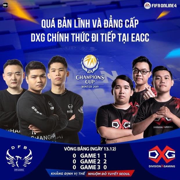 Hủy diệt đối thủ, nhà vô địch FIFA Online 4 Việt Nam chắc suất đi tiếp tại EA Champions Cup Winter 2019 - Ảnh 3.