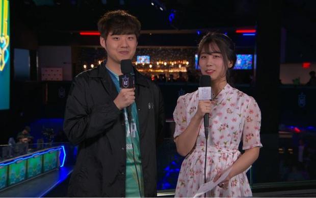 Ngắm trọn nhan sắc nữ MC Park Jee-sun - Người yêu Bang xạ thủ huyền thoại! - Ảnh 1.
