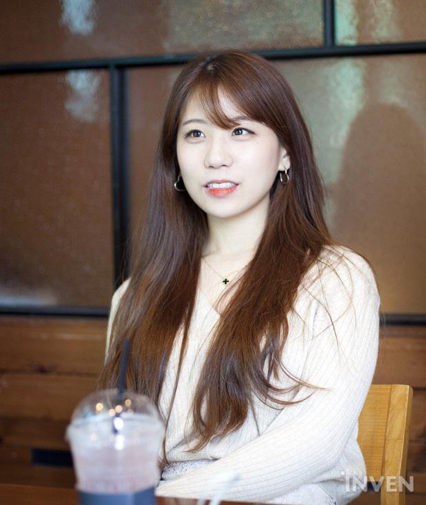 Ngắm trọn nhan sắc nữ MC Park Jee-sun - Người yêu Bang xạ thủ huyền thoại! - Ảnh 7.