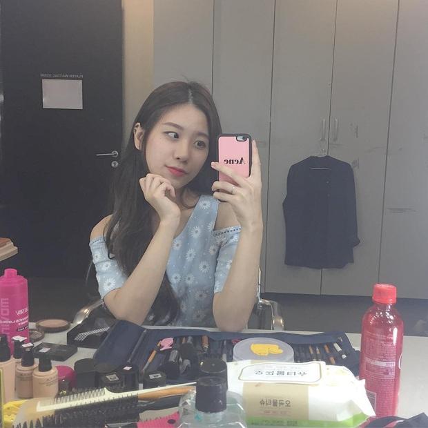Ngắm trọn nhan sắc nữ MC Park Jee-sun - Người yêu Bang xạ thủ huyền thoại! - Ảnh 4.