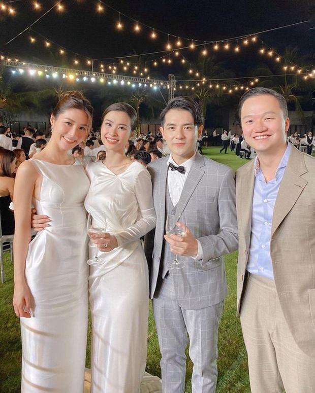 """5 sao Việt thay váy cưới như """"chạy sô"""" trong năm 2019, bộ nào cũng cầu kỳ lộng lẫy chuẩn công chúa cổ tích - Ảnh 3."""