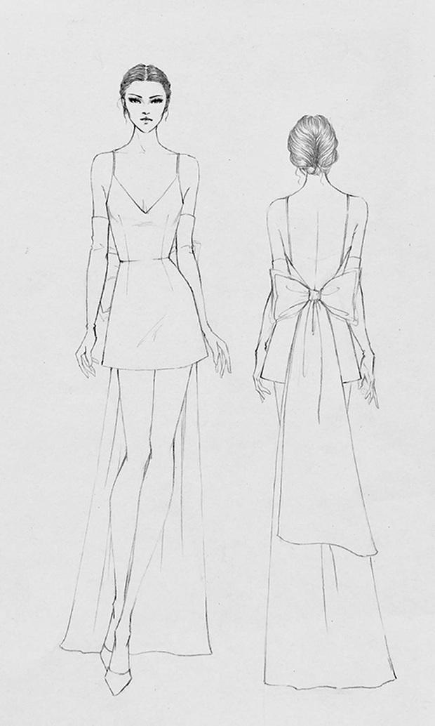 """5 sao Việt thay váy cưới như """"chạy sô"""" trong năm 2019, bộ nào cũng cầu kỳ lộng lẫy chuẩn công chúa cổ tích - Ảnh 4."""
