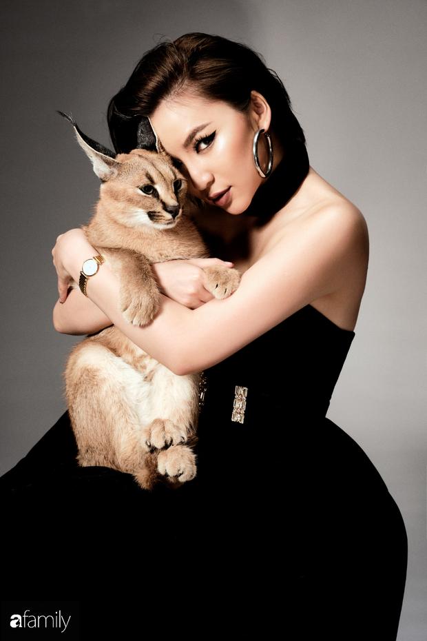 Trang Hà - Cô gái mang những chú mèo trị giá hàng tỷ đồng về Việt Nam và tiết lộ trào lưu nuôi thú cưng mới của giới đại gia và siêu giàu tại Sài Gòn - Ảnh 11.