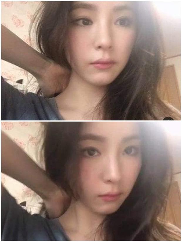 Nữ diễn viên bị ghét nhất Gia đình là số 1 Shin Se Kyung lộ nhan sắc thật qua loạt ảnh chụp bằng camera thường - Ảnh 3.