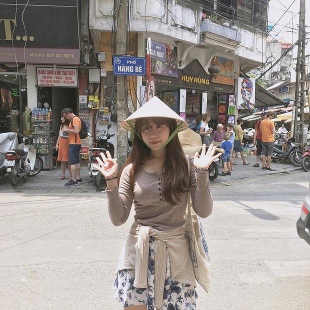 Ngắm trọn nhan sắc nữ MC Park Jee-sun - Người yêu Bang xạ thủ huyền thoại! - Ảnh 9.