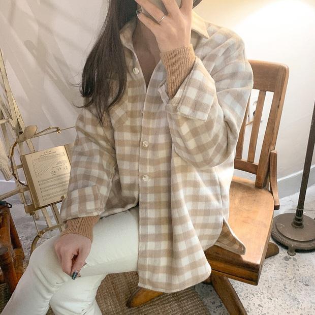 Để thăng hạng phong cách mà vẫn tiết kiệm thì kiểu gì bạn cũng phải sắm một chiếc áo len ôm cho mùa lạnh - Ảnh 6.