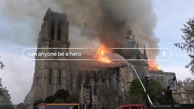 Google công bố video về chủ đề tìm kiếm năm 2019 với thông điệp đầy ý nghĩa: Bất cứ ai cũng có thể trở thành anh hùng - Ảnh 9.
