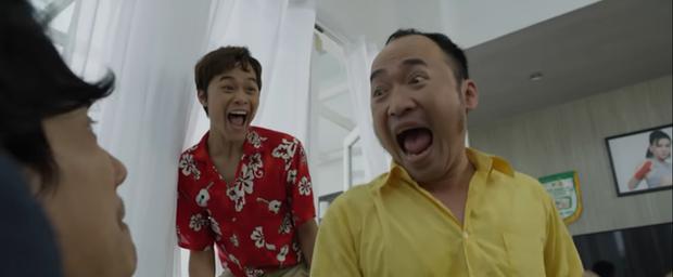 Anh trai yêu quái Kiều Minh Tuấn bị hói già Tiến Luật cưỡng hôn ở parody MV gây sốt của chị Mỹ Tâm - Ảnh 8.