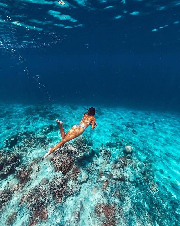 Lặn biển và kết bạn với… những pho tượng, trải nghiệm kỳ lạ chỉ có tại khu vườn điêu khắc dưới đáy đại dương ở Indonesia - Ảnh 21.